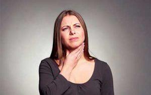 Аксиальная грижа пищеводного отверстия диафрагми
