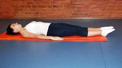 расслабление перед упражнениями