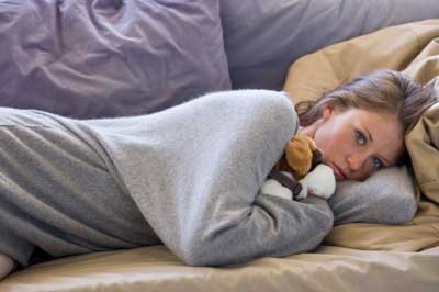 плохое настроение и постоянная утомляемость