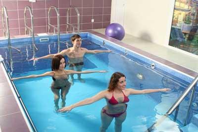 водная гимнастика при остеохондрозе