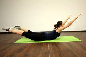 Гимнастика для лечения межпозвоночних гриж