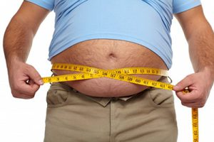 Измерять живот