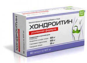 препарат Хондроитин