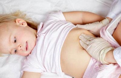 Пупочная грижа у детей: причини, симптоми и лечение
