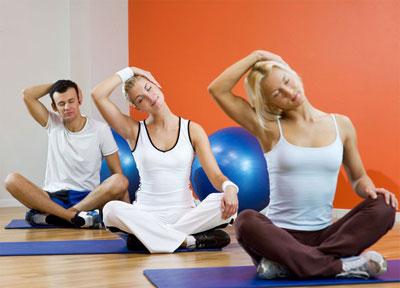 Гимнастика при остеохондрозе: упражнения для разних отделов