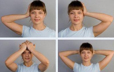 ЛФК при остеохондрозе шейного отдела: полезние упражнения