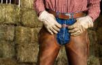 Появление паховой грыжи у мужчин