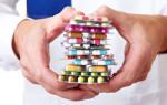 Препараты для медикаментозного лечения остеохондроза