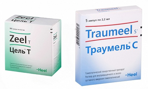 Цель Т и Траумель - препараты, содержащие в своем составе растительные и минеральные вещества