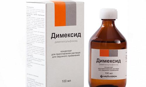 Для уменьшения болей, устранения отека и снижения выраженности воспалительного процесса обезболивающий компресс с Димексидом можно делать ежедневно