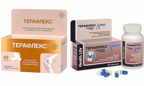 Что лучше использовать при дегенеративно-дистрофических патологиях - Терафлекс или Терафлекс Адванс, - зависит от степени запущенности заболевания