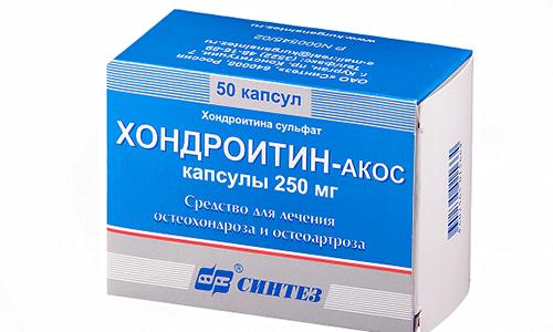 Курс лечения Хондроитином совместно с Гиалуроновой кислотой требуется при артрозе, остеохондрозе, артрите, бурсите
